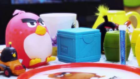 新一期愤怒小鸟与史莱姆不期而遇,会擦出怎样火花 (1)