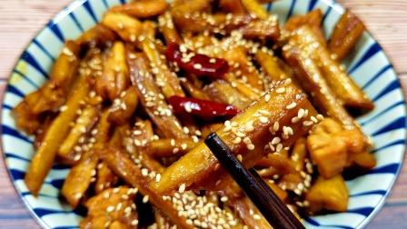 这食材营养极高,秋天要多吃,简单一炒,堪称人间美味,太解馋了