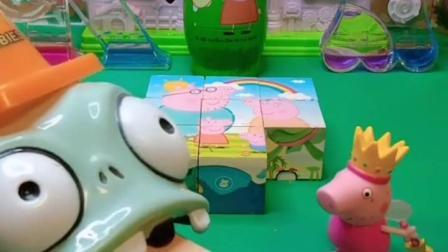 趣味童年:巫婆把猪妈妈封印了