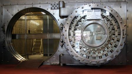世界上最安全的银行!瑞士银行的安防系统有多高科技?