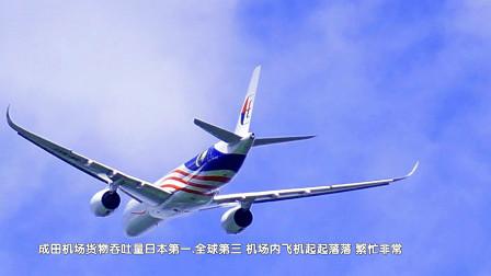 樱山公园看飞机起落 东京成田机场散记 日本之旅