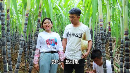 搞笑喜剧:农村小伙偷懒不干活,结果母老虎大发雷霆,笑死我了