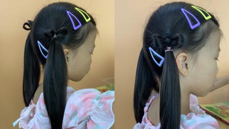 2款蝴蝶结,你更喜欢哪一款?哪一款你觉得更简单