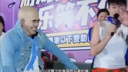 许华升活动表哥助阵,两人关系很好!