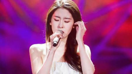 张碧晨致敬《大话西游》,演唱《一生所爱》,音乐响起众人愣住