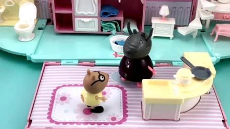 童年趣事:好朋友来给小鬼过生日