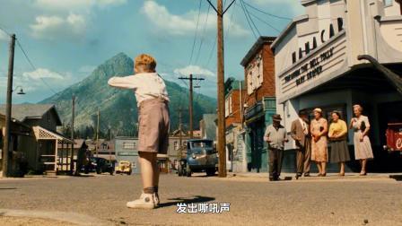 男孩靠着坚定的信念,竟然移动了一座山,只为了救爸爸