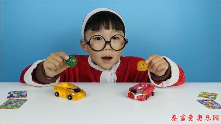 少儿玩具:小泽带来了炫酷又好玩的盟卡车神玩具