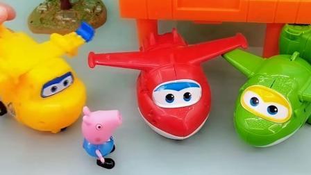 搞笑玩具:爸妈来接我了,同学们再见