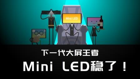 下一代大屏王者 Mini LED稳了!