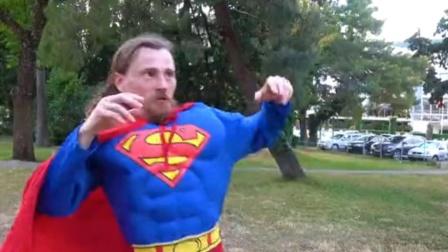 把普通人变成超级英雄——绿巨人。