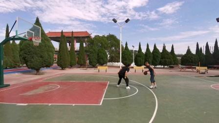 父与子篮球系列①