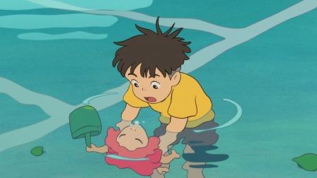 悬崖上的金鱼公主(英语)Ponyo on the Cliff by the Sea.2008.[BD-1080P]5.1.单语