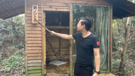 终于放出来了,赶紧去看看小木屋塌了没!