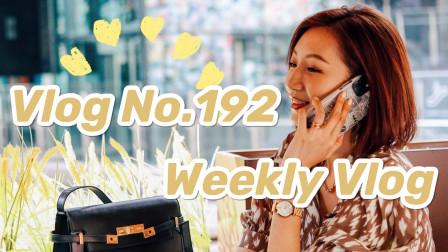 【Miss沐夏】Vlog No.192 Weekly Vlog 迷你购物分享 新发现的好吃好喝 日常生活