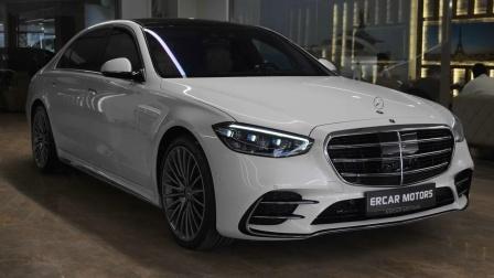 梅赛德斯 S 级 (2021) - 终极豪华轿车!