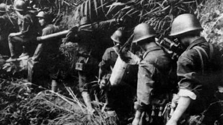 中越战争中,最困难的是老山战役,老山战役中,最为困难的是松毛