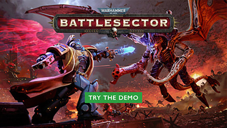 《战锤40K-战区Battlesector》战役