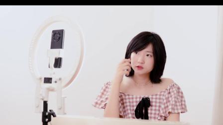 【直播教程】美妆直播间布光,低成本型