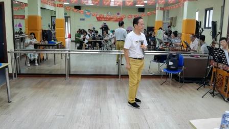蓝桥思念-陈杰21.9.4诗诗沙龙