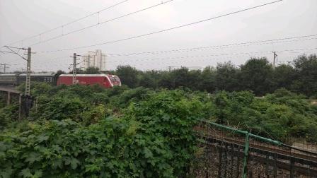 T110次上海-北京