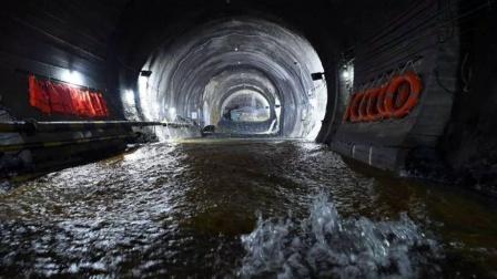 中国花近百亿修隧道,美国专家直呼太疯狂,竣工后不由竖大拇指