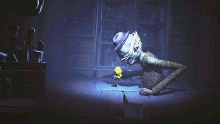 小小噩梦:第25期 制造杂音迷惑瞎子,趁机爬窗逃跑