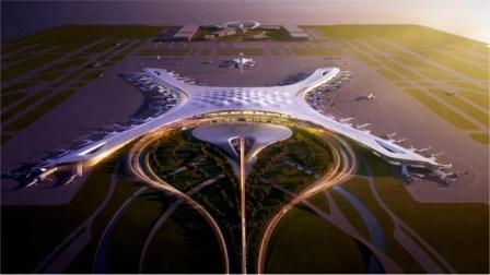 基建狂魔再发威!中国拟建世界最大海上机场,将成又一印钞机