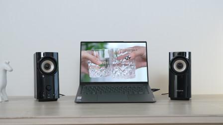 CREATIVE创新T60桌面音箱 带你身临其境