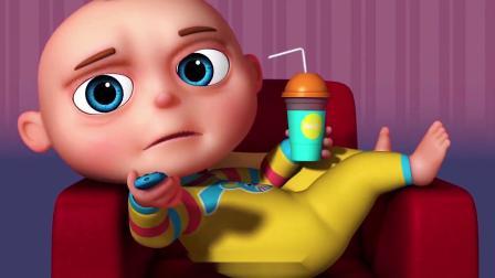 宝宝肚子疼上厕所,谁料厕所门竟被反锁了