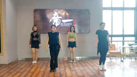 韩舞爵士舞培训青岛帝一舞蹈