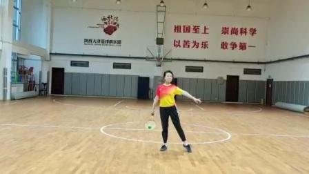 柔力球《和祖国在一起》正面示范_创编示范刘小滨