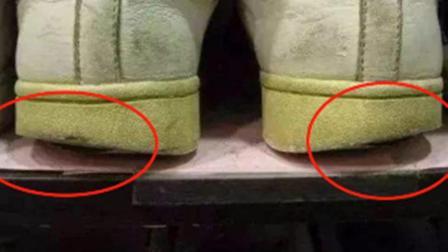 【体态矫正】鞋子外侧磨损严重,可能出现了踝内翻