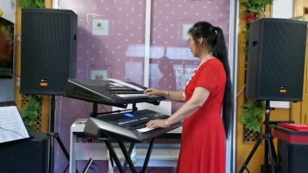 《今天是你的生日中国》双电琴演奏2021.9.9.🇨🇳🌹🇨🇳🌹🇨🇳🌹