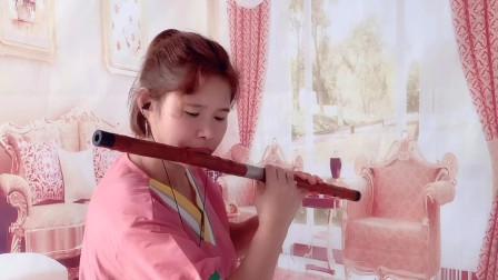0018《渴望》笛子演奏