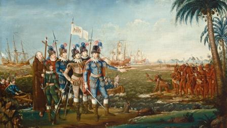 """如果哥伦布从来没有发现""""美洲大陆""""世界什么变成什么样?"""
