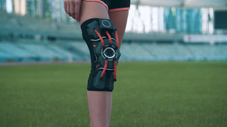 智能机械膝盖,酷似装上人造肌肉,让你跑步如飞