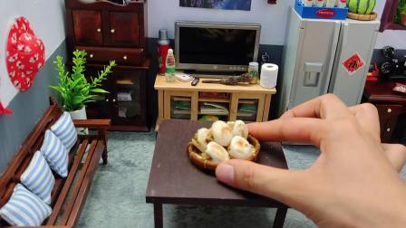 迷你厨房:这么迷你的肉夹馍,你可以吃几个?