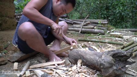水稻哥 第133集 在森林里独自生活4年