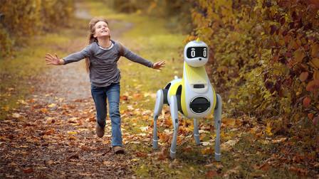 小鹏汽车不务正业去造机械马,还会自动避障,成孩子的宠物