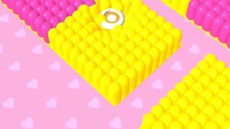 趣味小游戏:粉粉嫩嫩少女心,迪士尼公主看了也心动
