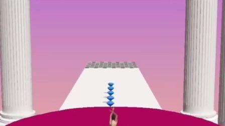趣味小游戏:校花与校草,爱的魔力转圈圈疯狂芭蕾