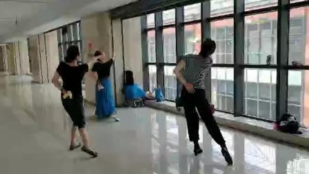 舞蹈荷塘月色
