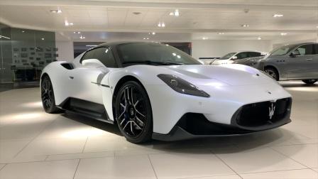 2022 Maserati MC20 (630hp)