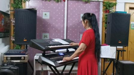 《我在纳林湖等你》双电孑琴演奏2021.9.13.🌿🌿🌿🌿🌿🌿