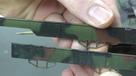 Genessis 一步步制作Meng 35比例 豹2A7德国MBT 第23集