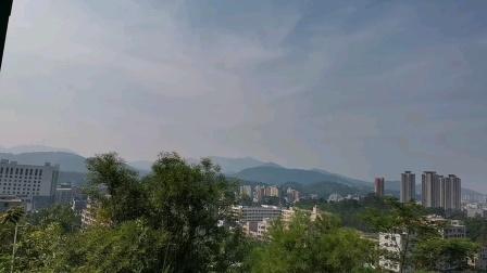 惠阳沙田白云岭公园