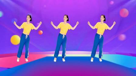 零基础踩点舞《拉萨夜雨》纯音乐DJ版32步