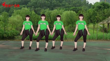 微妙广场舞《快来追姐吧》时尚流行现代舞附分解教学