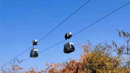 农村建缆车送快递,速度60km/h,以后农村快递员会消失吗